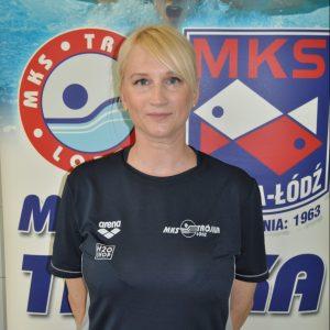 Trener Ewa Kadłubiec