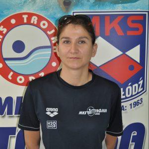 Trener Magdalena Piątkiewicz
